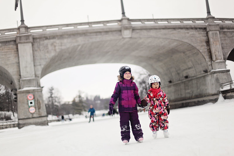 Rideau Canal - Friday tradition