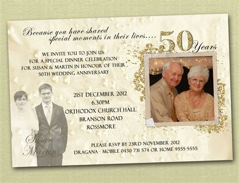 Anniversary invitations ideas : 25th anniversary