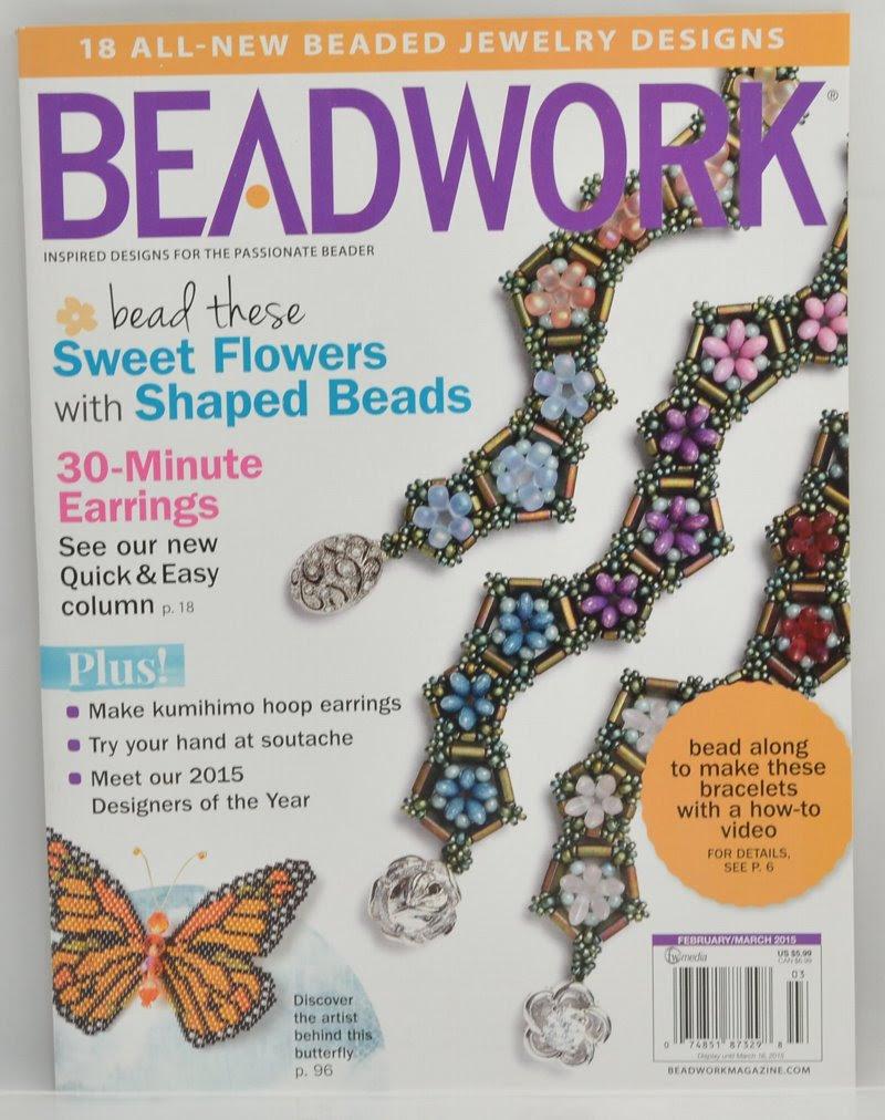 s42373 Magazine - Beadwork -  2015 - February - March
