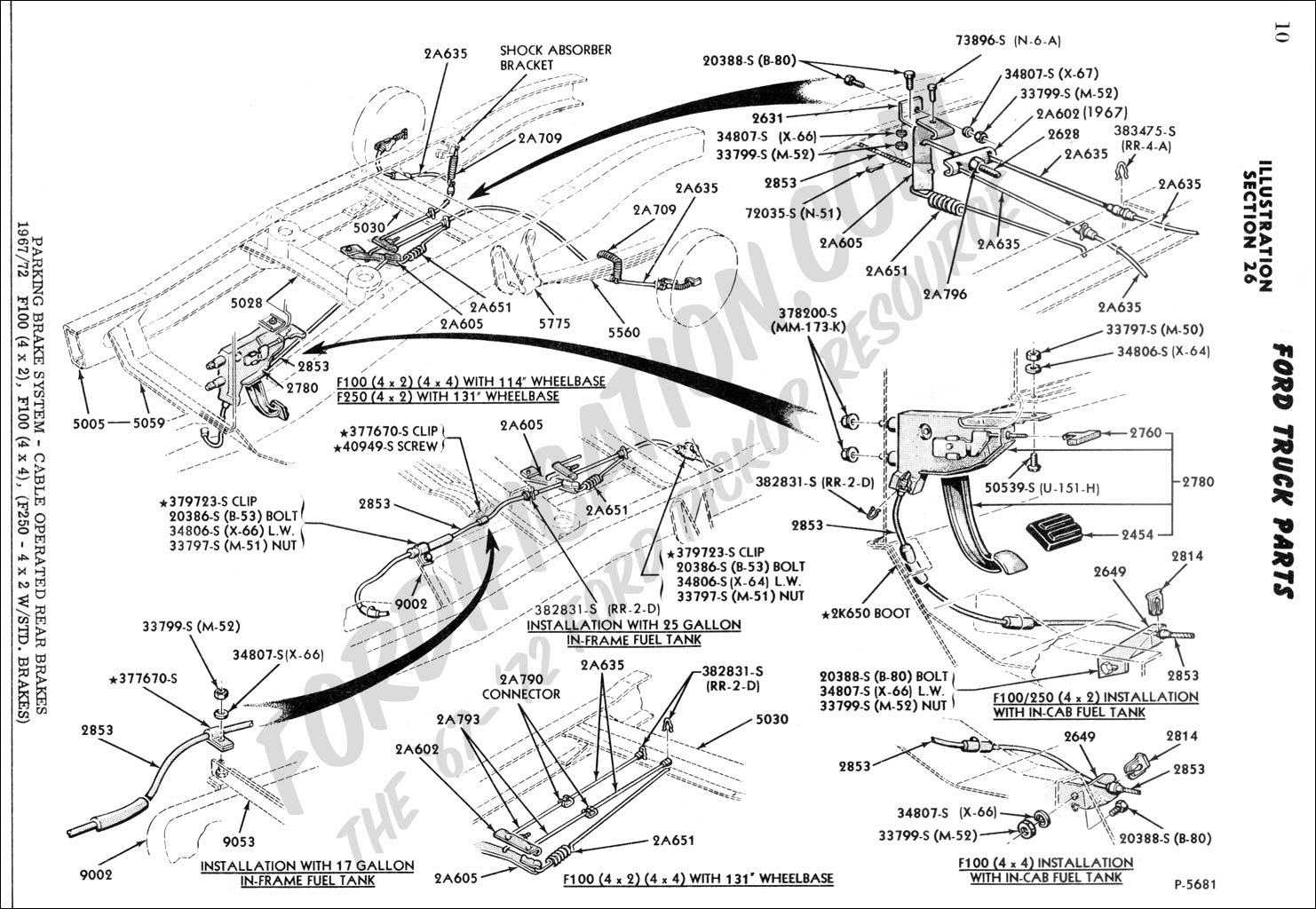 Diagram Wiring Diagram For 1972 Ford F100 Full Version Hd Quality Ford F100 Fall Diagram Encredutoner Fr
