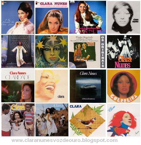 Discografia Clara Nunes