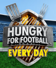 Hungry for Footbal