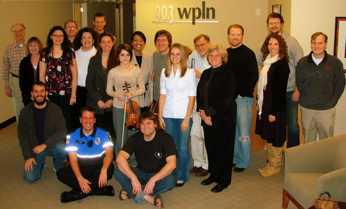 Nashville Early Music Ensemble at WPLN Studios