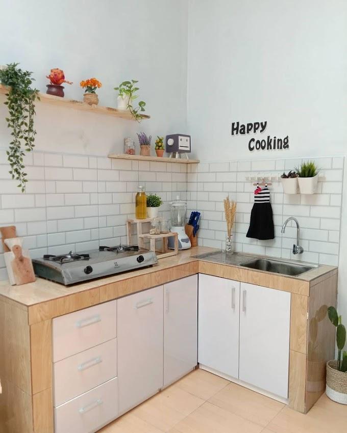 Bikin Meja Dapur Minimalis | Ide Rumah Minimalis
