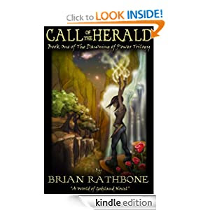 Call of the Herald (Godsland Series: Book One)