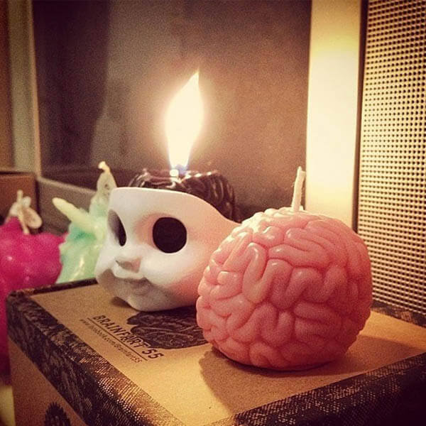 10 Creepy but Cool Candles and Candle Holders top Spice ...