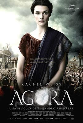 Cartel de Ágora (Ágora)