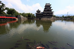 Matsumoto-jo(castle) / 松本城(まつもとじょう)
