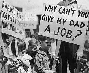 Mrs. Parry's 5.3 Great Depression Wiki / Children