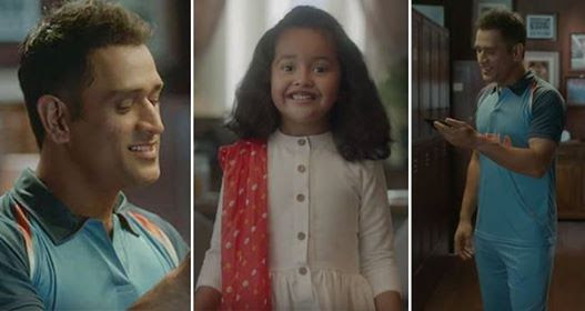 MS Dhoni's Latest Advertisement For Independence Day Is A Sweet One