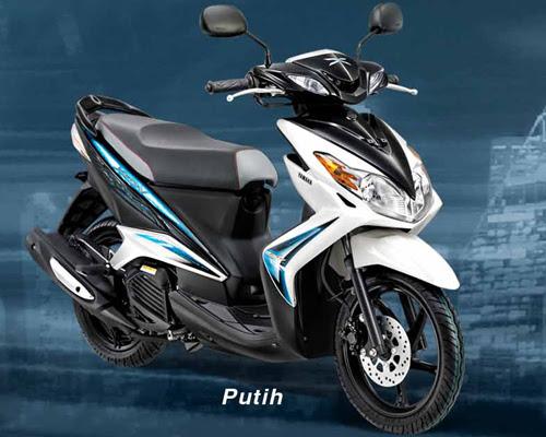 Yamaha Automatic Motorcycles
