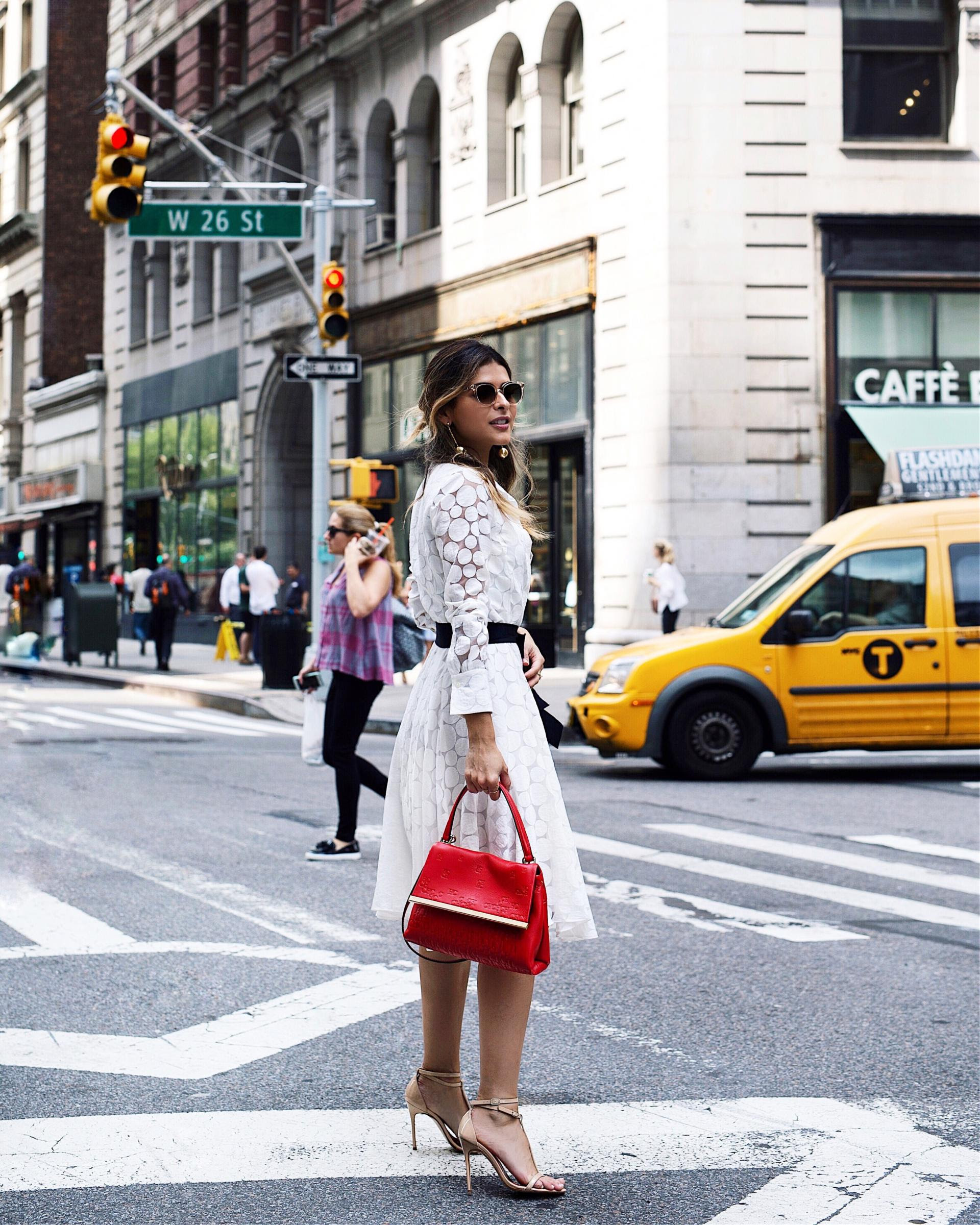 48 Hours in NYC with Carolina Herrera // The Girl From Panama