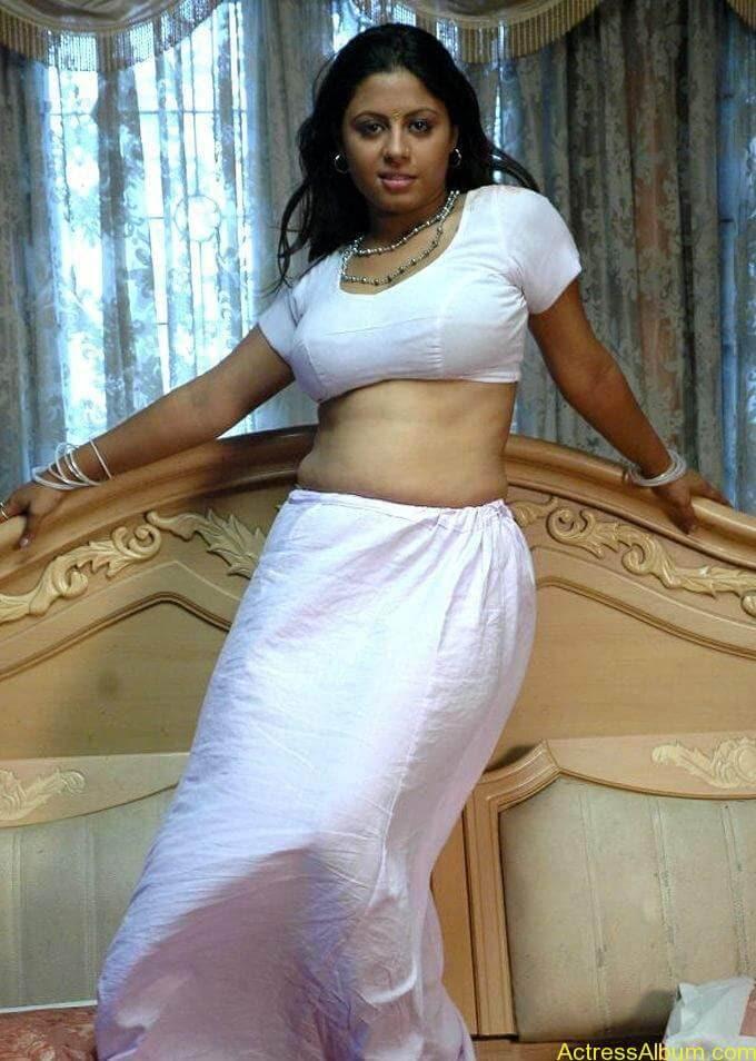 Actress-Sunakshi-in-Hot-Saree-Blouse-Stills01