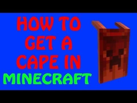 Minecraft Cape Mod Youtube - Omong h