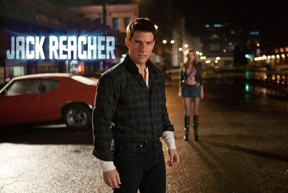 Jack Reacher (2012 Still), Tom Cruise