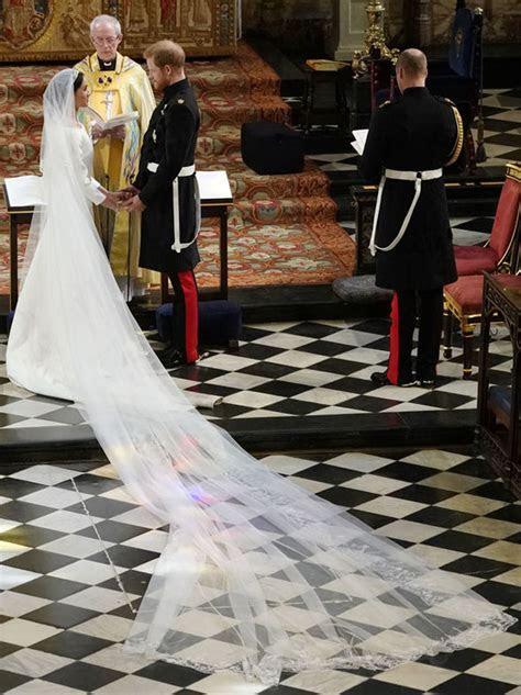 Meghan Markle dress: Did Duchess of Sussex base wedding