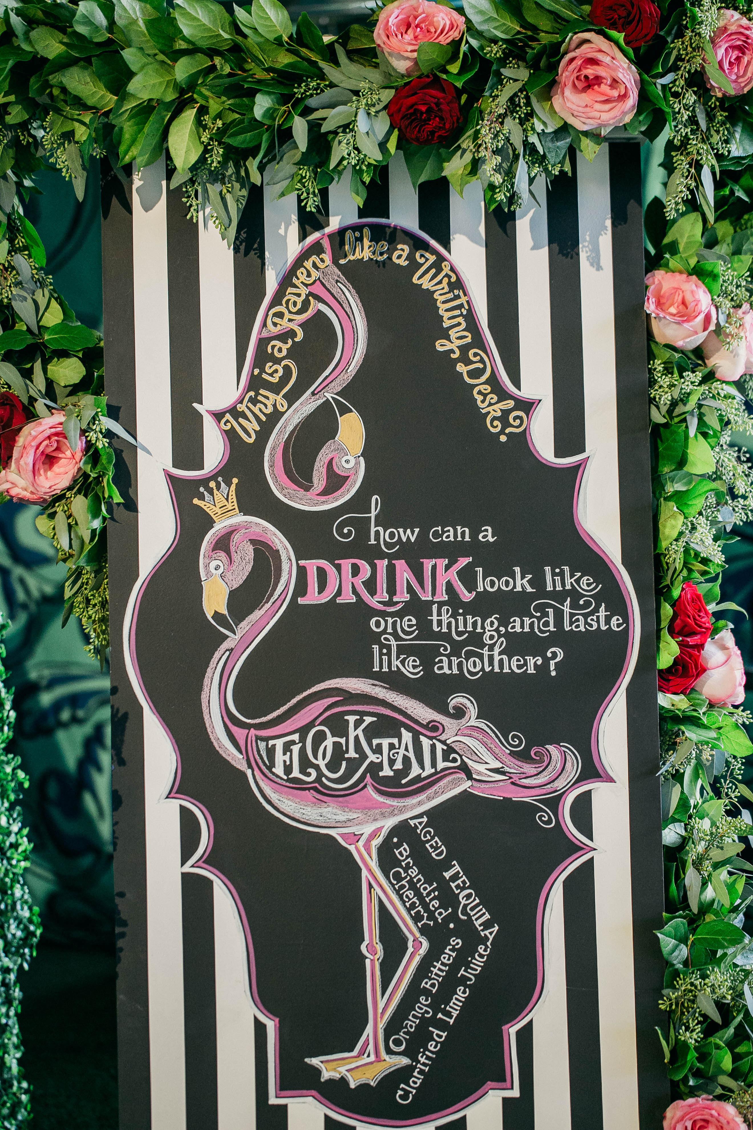 Alice In Wonderland Disney World Inspired Wedding Ideas Engage15