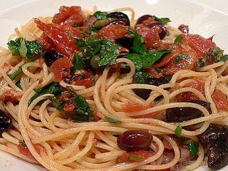spaghetti Turiddu