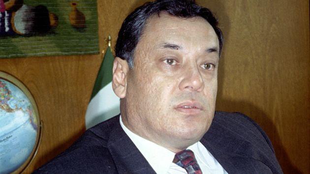 Víctor Caso Lay fue contralor en régimen fujimorista. (El Comercio)