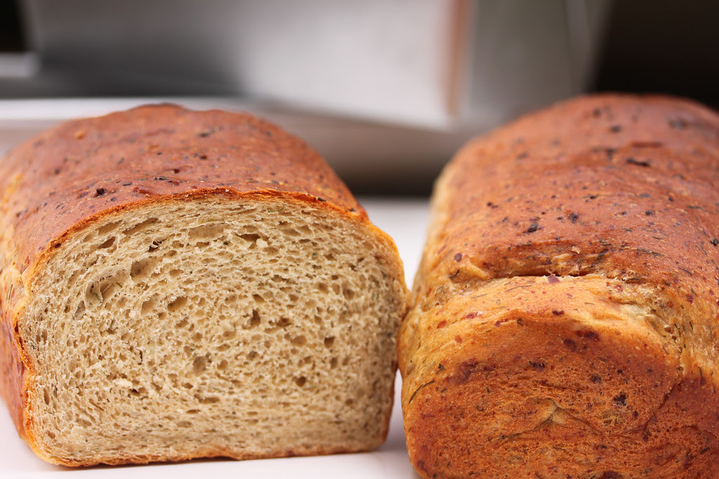 Buttermilk Cottage Dill Bread