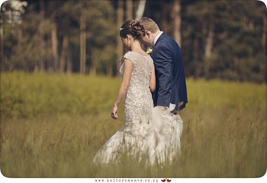 Wedding photos from Suffolk - www.helloromance.co.uk