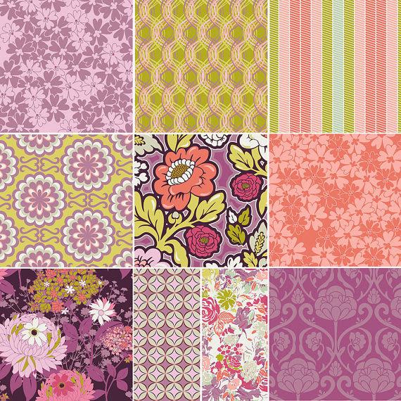 Friday's Giveaway -- Bespoken Bundle from Moona Fabrics!!!