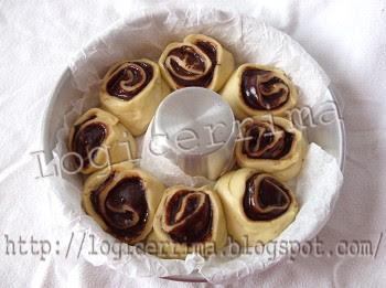 [ Torta di Rose Pasta Madre Acida ]