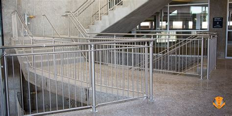 vertical picket railing circa nebraska furniture mart