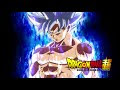 Dragon Ball Z Goku Ultra Instinct Wallpaper