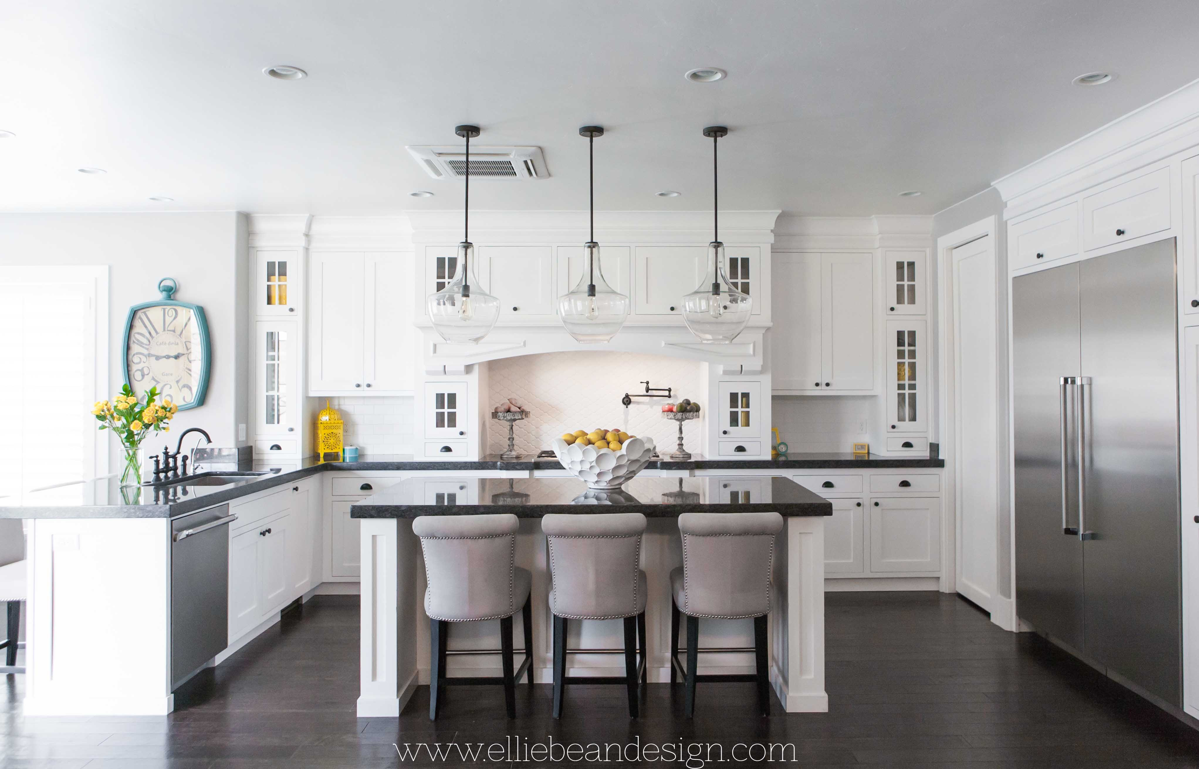 15 Inspiring White Kitchens  Celebrate  Decorate