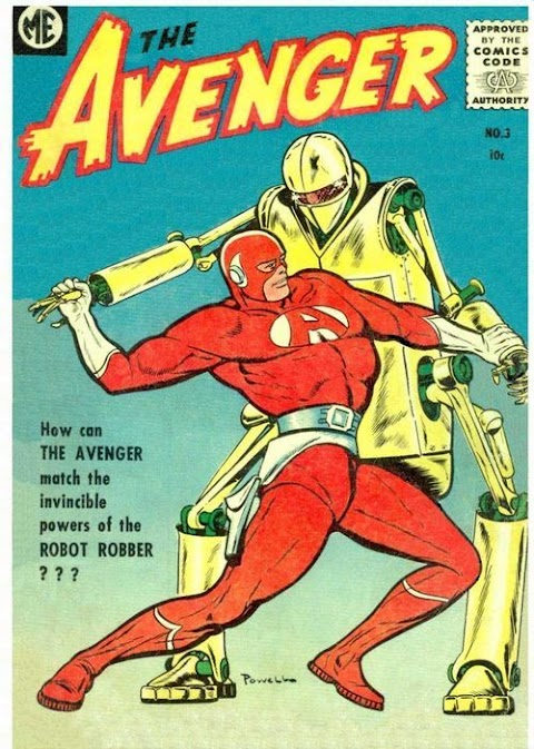Public Domain Comic Book Covers