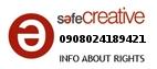 Safe Creative #0908024189421