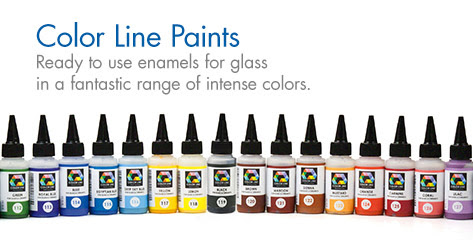 Color Line Paints