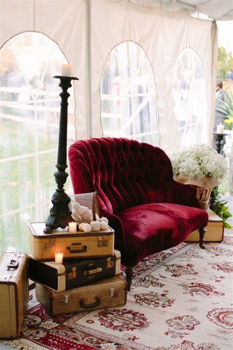 Copper   Plum   Antique Gold Autumn Wedding { Vintage