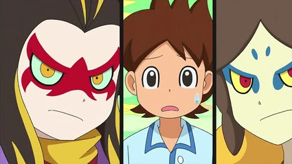 アニメ妖怪ウォッチ第198話 感想 Part3 妖怪大合戦 土蜘蛛vs大ガマ