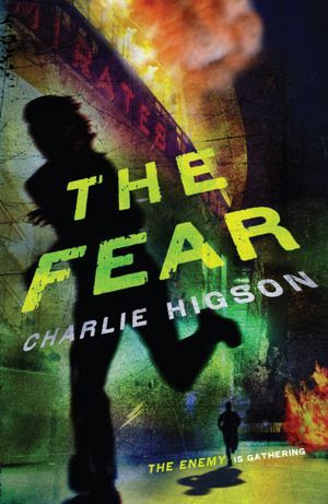 The Fear (Enemy, #3)