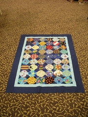 Completed Charity Quilt #1