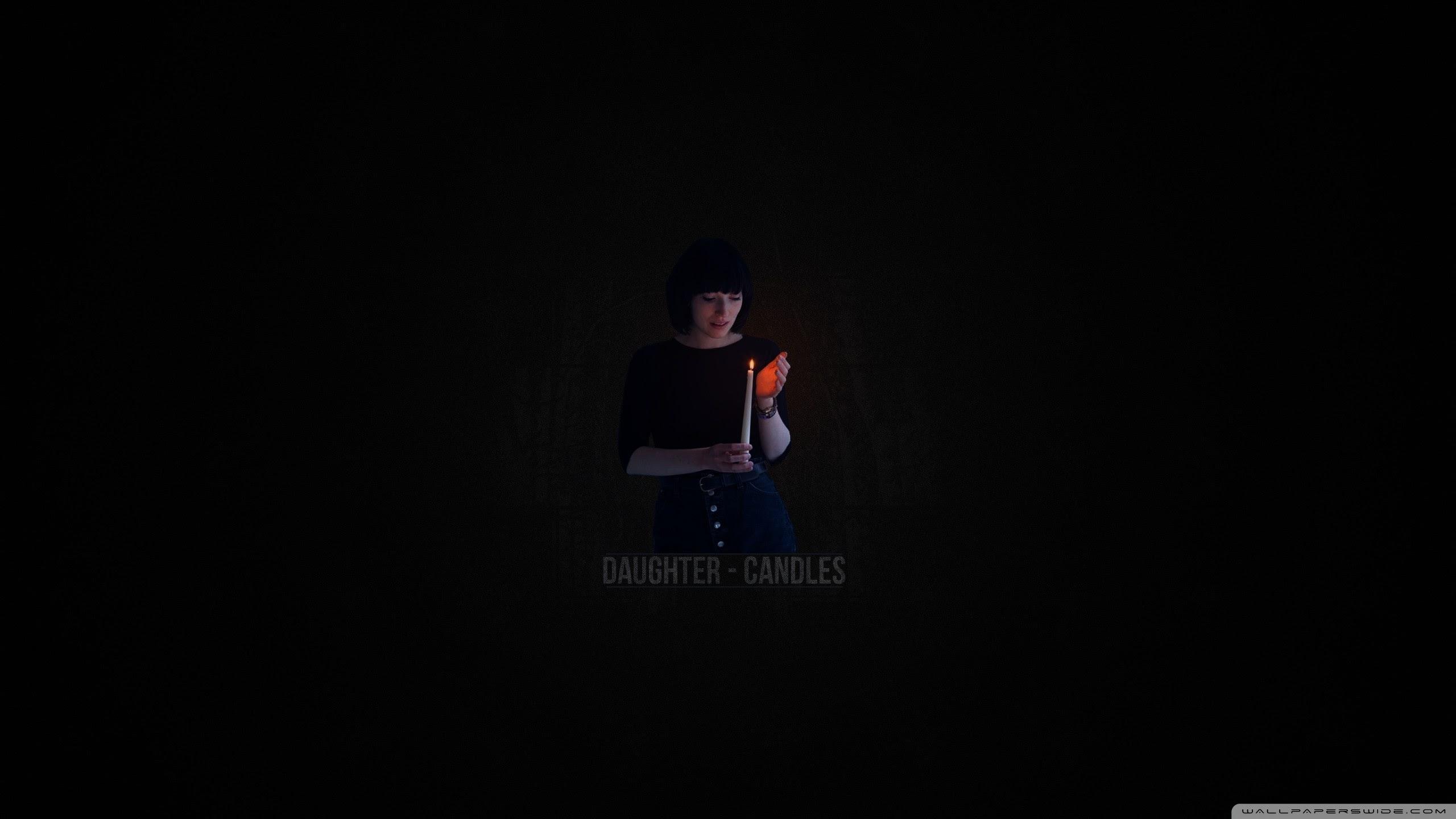 Elena Tonra Candles Ultra Hd Desktop Background Wallpaper For 4k
