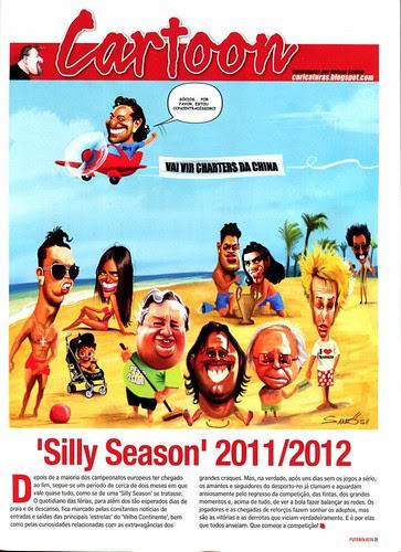 Revista Futebolista nº 71Julho 2011 by caricaturas