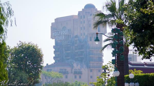 Disneyland Resort, Disney California Adventure, Tower of Terror, Paradise Pier