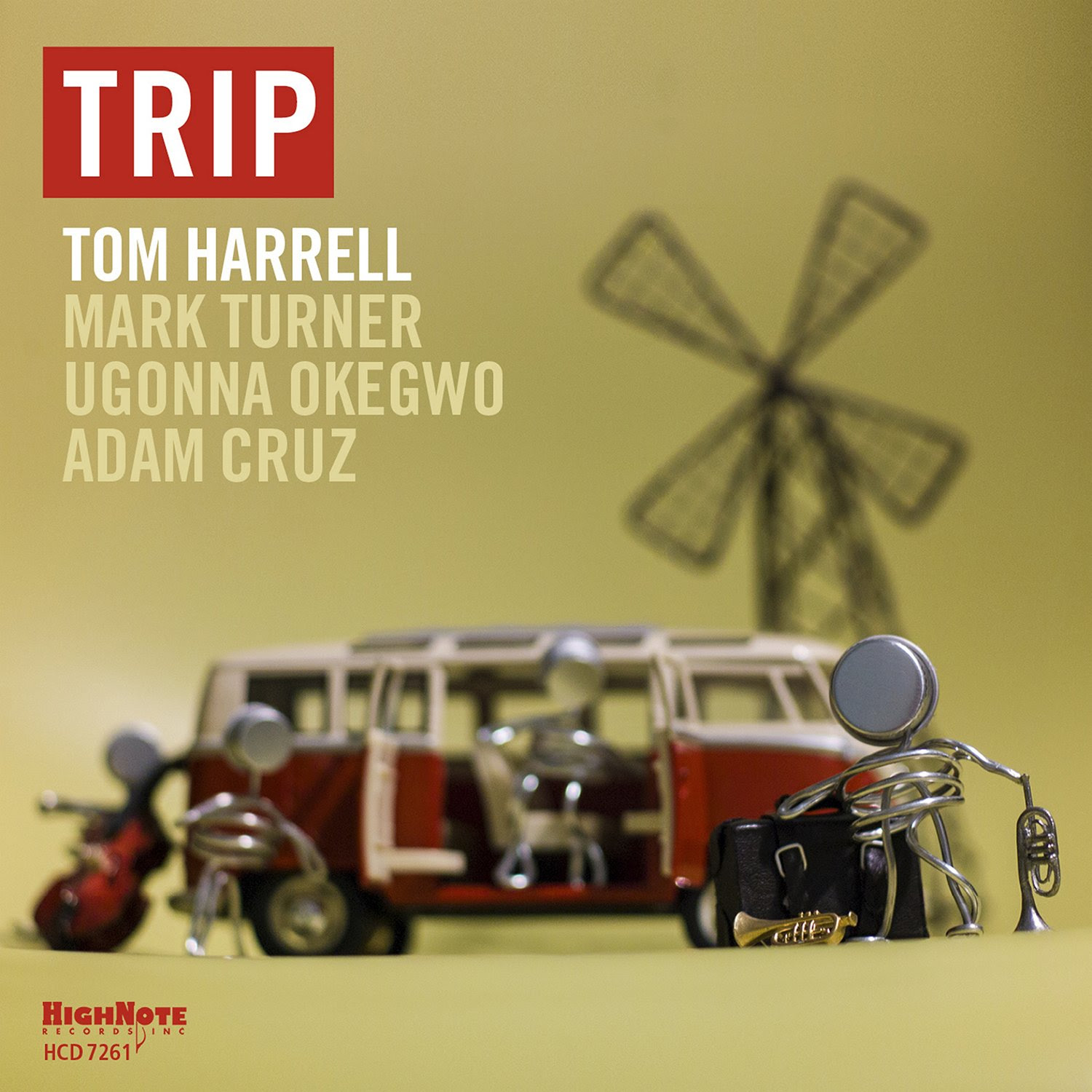 Tom Harrell - Trip cover