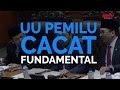 UU Pemilu Cacat Fundamental