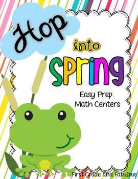 http://www.teacherspayteachers.com/Product/Hop-Into-Spring-Easy-Prep-Math-Games-642324