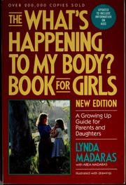 What's Happening to My Body Book for Girls | Tacky Harper's Cryptic Clues