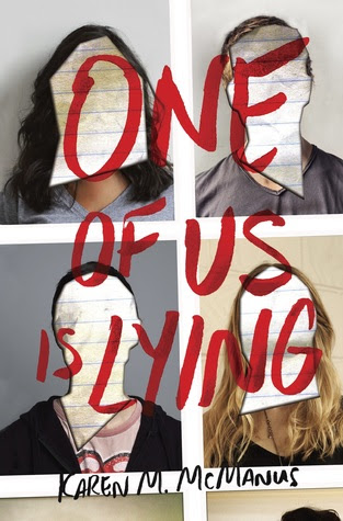 Resultado de imagen de one of us is lying