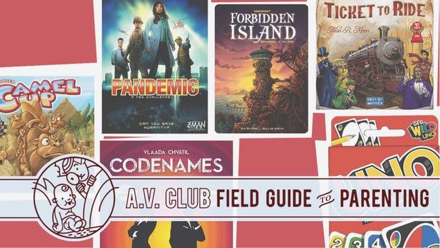 Best Board Games 2020.Av Friv Break Free From The Screen The Best Card And Board