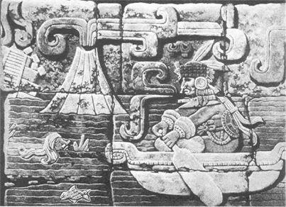 Maya volcan dantatlon atlantis