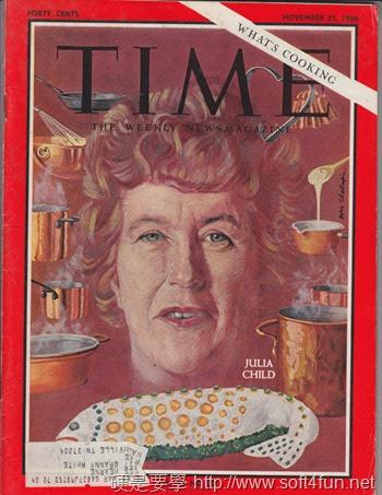 Julia Child Times