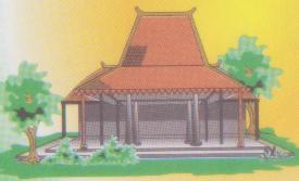 48 Gambar Animasi Rumah Adat Jawa Barat Hd Terbaru Gambar Rumah