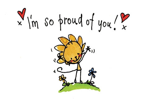 New I Am Proud Of You Quotes - Paulcong